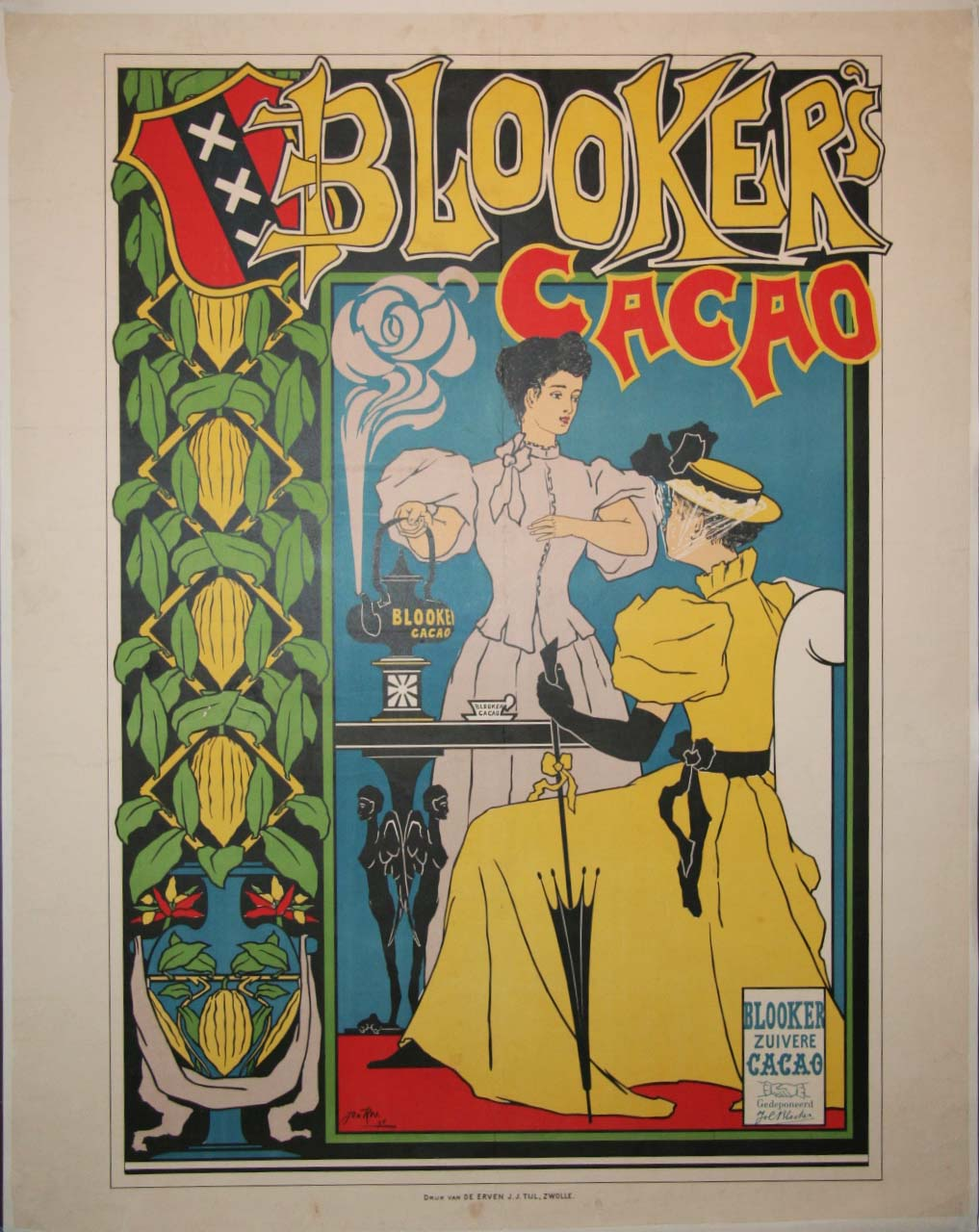 Blooker's Cacao