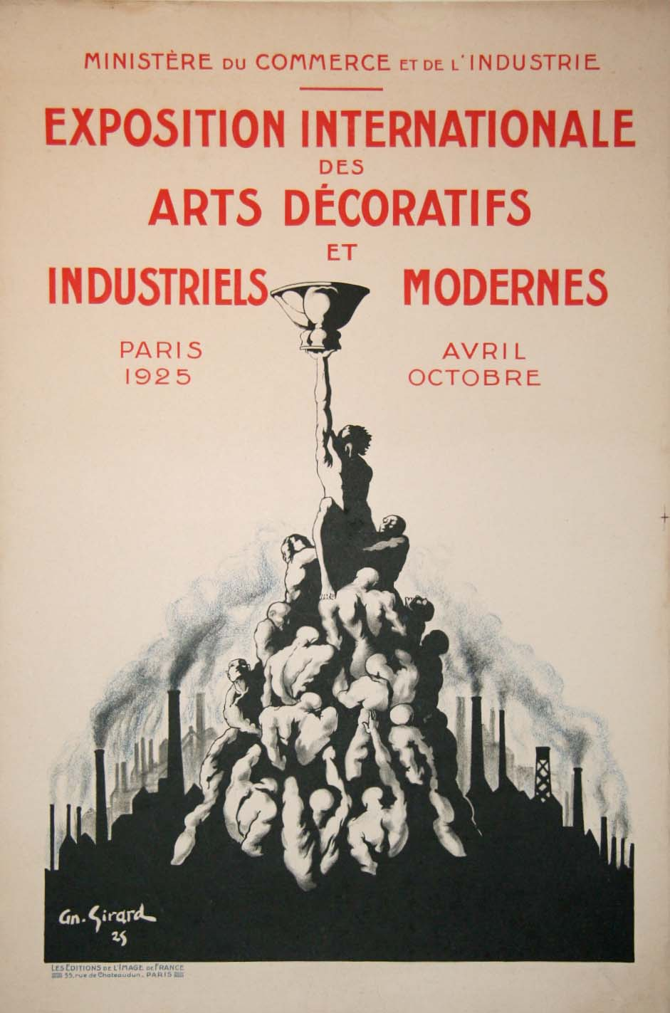 Arts Decoratifs 1925 klein