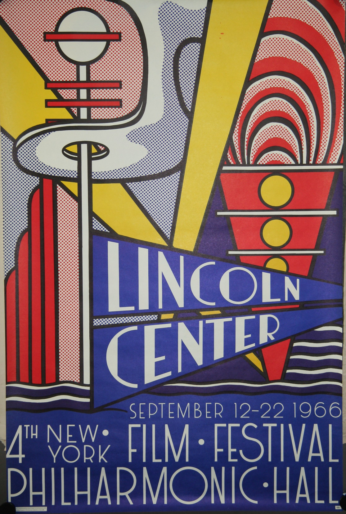 Lincoln Center, 4th Film Festival